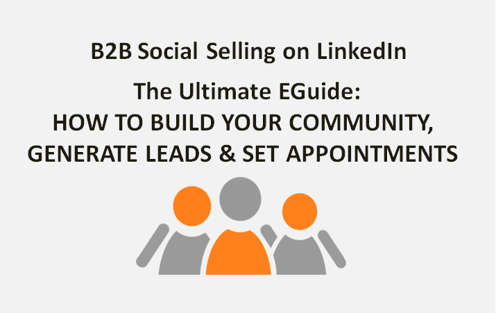 B2B LinkedIn Social Selling To Boost Your Business Sales
